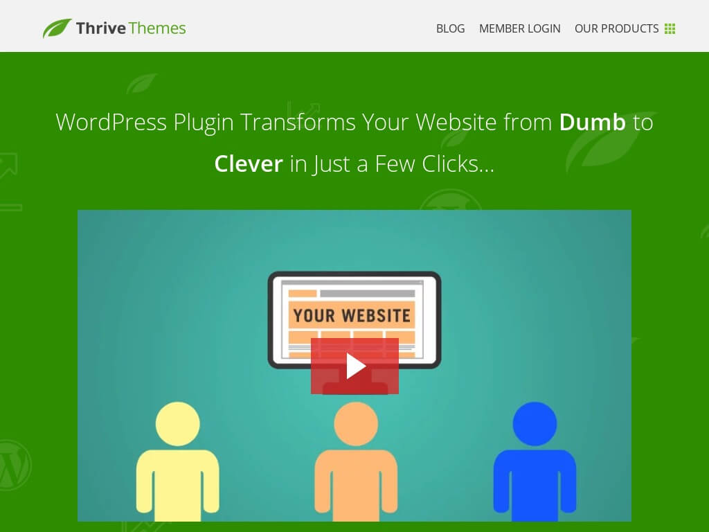 increase lead conversion through thrive clever widgets