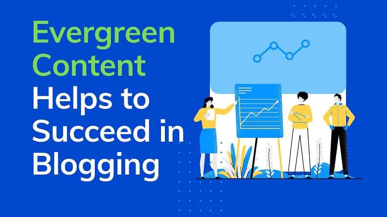 create evergreen content
