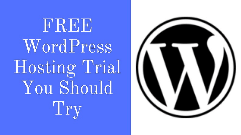 free wordpress hosting trial
