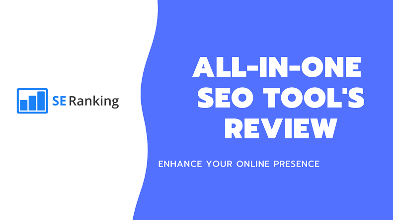 se ranking review - a seo software and tool