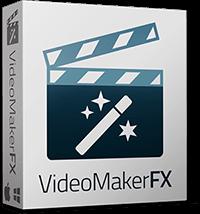videomakerfx software box