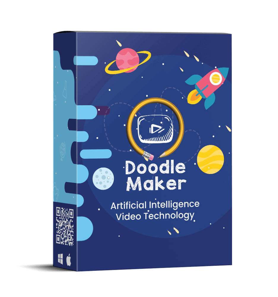 doodlemaker software box