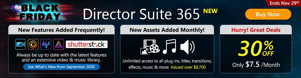 director suite 365 blackfriday sale 2020