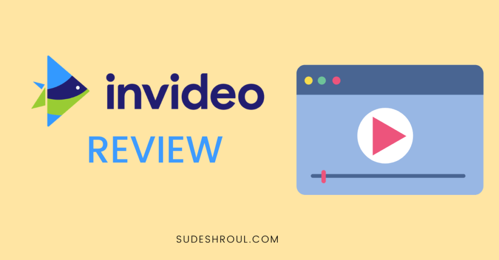 InVideo review - Online Video Editor