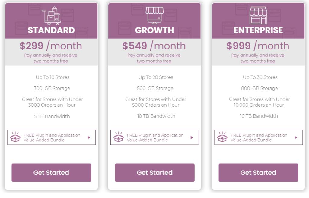 liquid web managed woocommerce hosting price