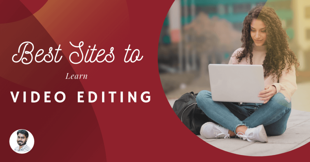 sites to learn video editing