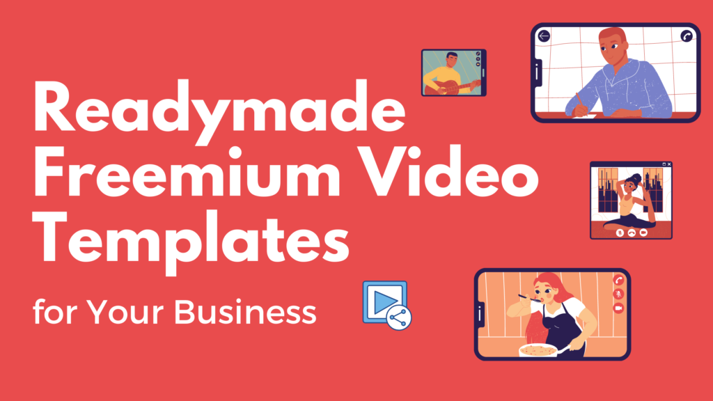 video templates for businesses