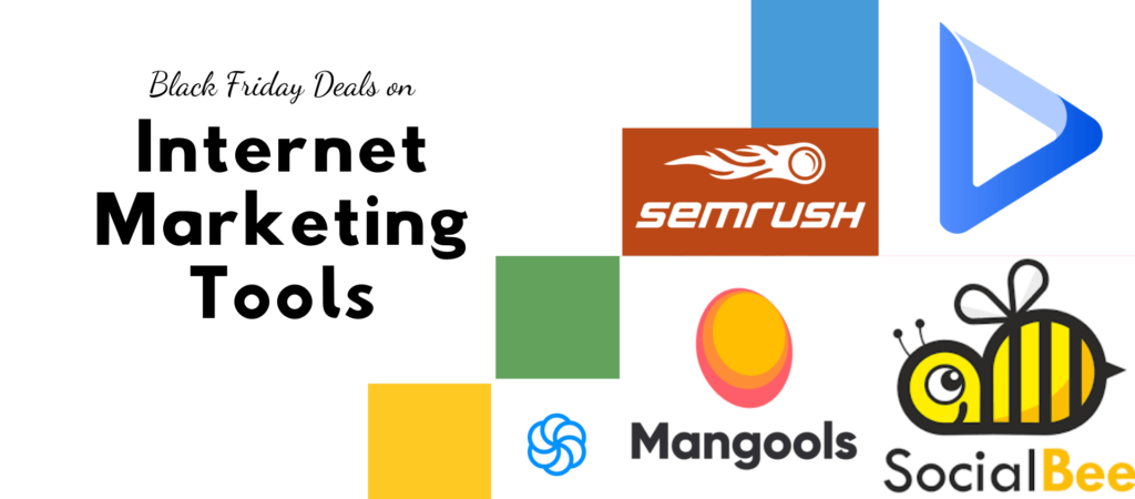internet marketing tools deals on black friday 2020