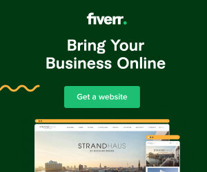 get freelancer on Fiverr