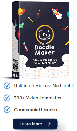 DoodleMaker commercial license lifetime deal