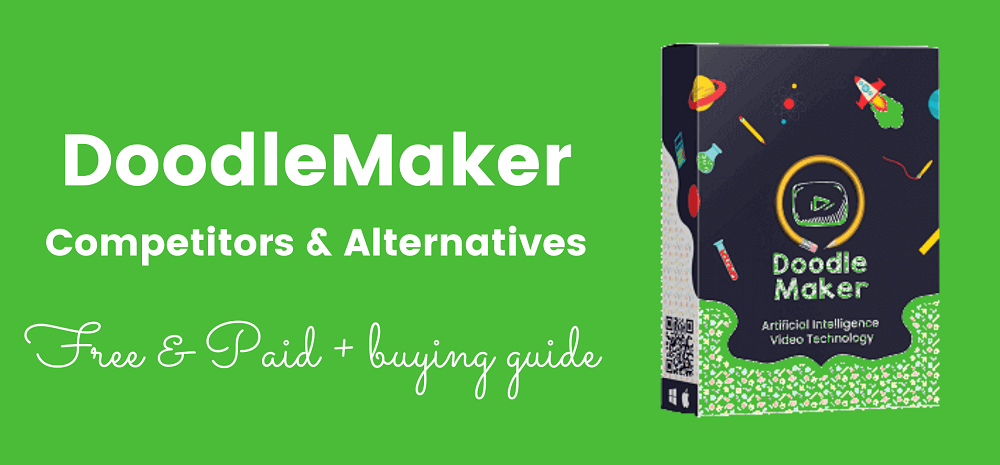 free and paid doodlemaker alternatives