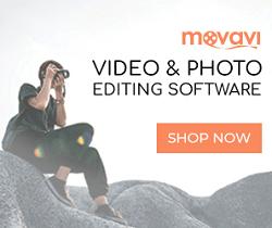movavi video and photo editing software