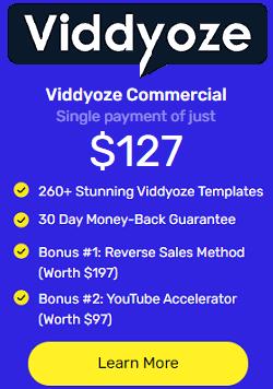 viddyoze commercial