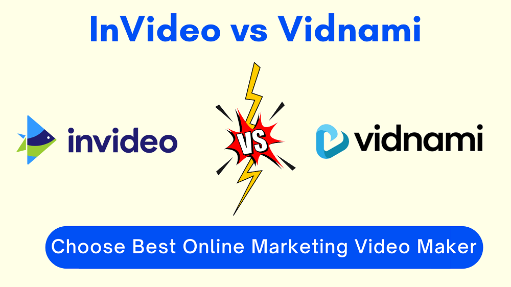 invideo vs vidnami